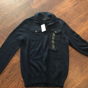 Men's NWT pullover sweater
